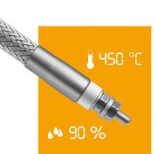 Гибкие трубчатые нагреватели с герметичным контактным выводом GC-flex hermetic